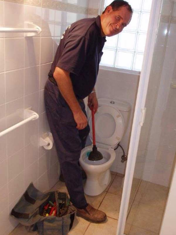 Cherrybrook Plumbing blocked toilet